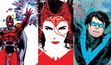 3 Comic Cover