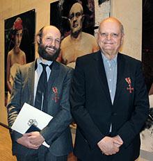 Foto: 2 Männer im Anzug
