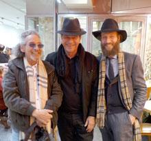 Foto: Drei Männer