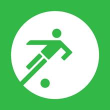 Logo Fussballer